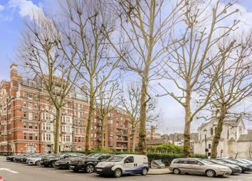 Thumbnail 3 bed flat for sale in Iverna Court, Kensington