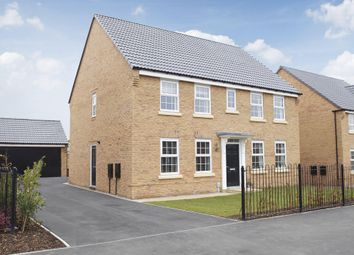 "Thumbnail 4 bed detached house for sale in ""Bradmore"" at Hollygate Lane, Cotgrave, Nottingham"