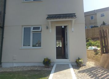 Thumbnail 2 bed end terrace house to rent in Babis Farm Row, Saltash, Cornwall