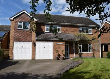 Thumbnail 4 bed detached house for sale in Main Street, Cotesbach, Lutterworth