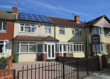 Thumbnail 3 bed terraced house to rent in Tangier Road, Portsmouth