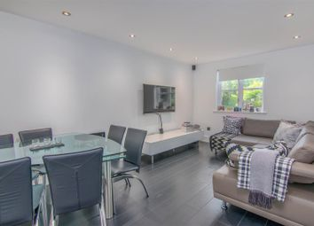 Thumbnail 2 bed flat for sale in Henry Close, Clay Hill, Enfield