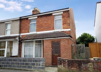 Thumbnail 3 bed end terrace house for sale in Norman Road, Gorse Hill, Swindon