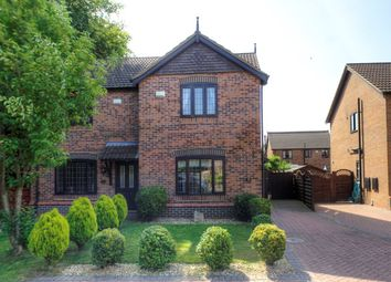 Thumbnail 2 bed semi-detached house to rent in Saddle Close, Goxhill, Barrow-Upon-Humber