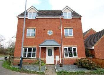 Thumbnail 4 bed detached house for sale in Astley Lane, Bedworth