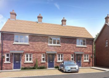 Thumbnail 2 bed terraced house for sale in Haddenham Business, Pegasus Way, Haddenham, Aylesbury