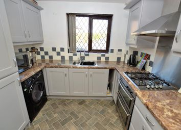 Thumbnail 2 bed town house for sale in Park Road, Wigston, South Wigston