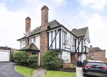 Thumbnail 1 bed flat to rent in Ossulton Way, East Finchley, London