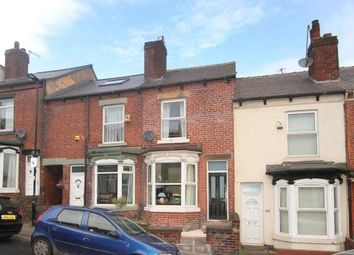 Thumbnail 3 bed terraced house for sale in Penrhyn Road, Sheffield, South Yorkshire