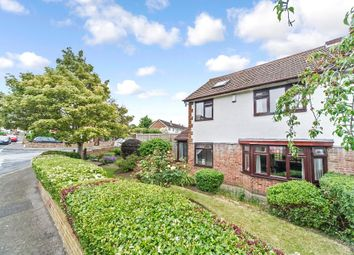Thumbnail 4 bed semi-detached house for sale in Rolvenden Road, Wainscott, Kent