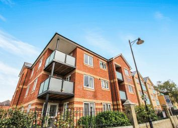 Thumbnail 1 bed flat for sale in Devonshire Road, Southampton