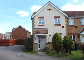 Thumbnail 3 bedroom end terrace house for sale in Ditchling Close, Eastbourne