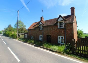 Thumbnail 2 bed detached house for sale in Cross End, Thurleigh, Bedfordshire
