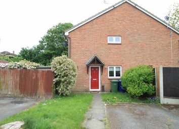 Thumbnail 1 bed terraced house to rent in Kiln Way, Badgers Dene, Grays, Essex