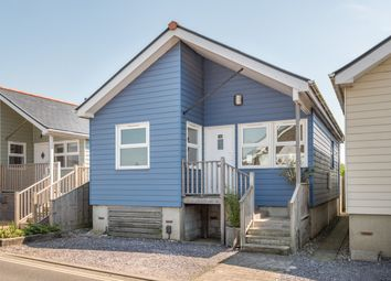 Thumbnail 2 bed detached bungalow for sale in Marsh Road, Gurnard, Isle Of Wight