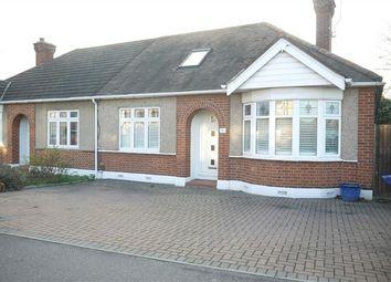 Thumbnail 3 bed semi-detached bungalow for sale in Blackshots Lane, Grays, Essex