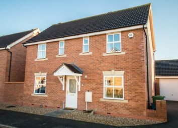 Thumbnail 4 bed detached house to rent in Stone Crescent, Cheltenham