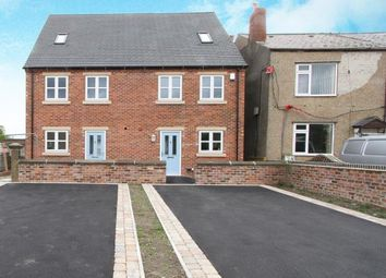 Thumbnail 3 bed property for sale in Acres Court, The Acres, Lower Pilsley, Chesterfield