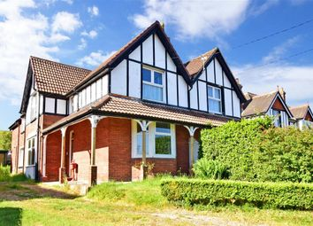 Thumbnail 4 bed semi-detached house for sale in The Avenue, Totland Bay, Isle Of Wight
