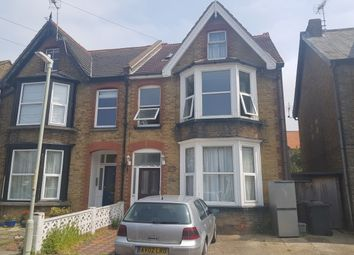 Thumbnail 2 bed flat to rent in Beacon Road, Herne Bay