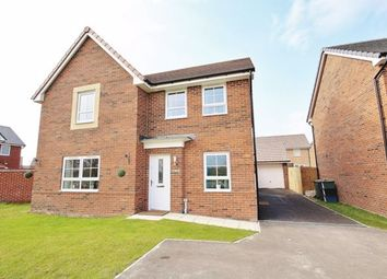 Thumbnail 4 bedroom detached house to rent in Pastures Close, Barlby, Selby