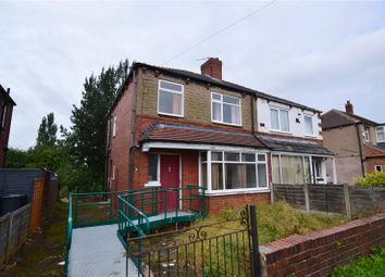 Thumbnail 3 bed terraced house for sale in Waincliffe Drive, Leeds, West Yorkshire