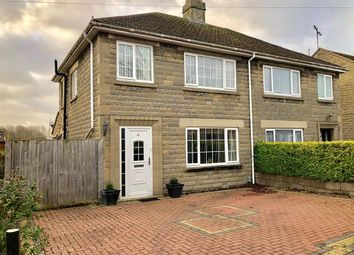 Thumbnail 3 bedroom semi-detached house for sale in Cornwall Avenue, Swindon