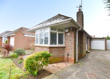 Thumbnail 3 bed detached bungalow for sale in Hall Avenue, Offington, Worthing