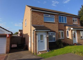 Thumbnail 2 bed semi-detached house for sale in Hammond Close, Brislington, Bristol