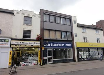 Thumbnail Retail premises to let in 5 Swan Street, Loughborough, Leicestershire