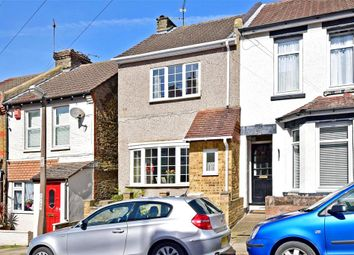 Thumbnail 3 bed end terrace house for sale in Cecil Road, Rochester, Kent