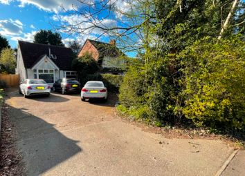 Thumbnail 4 bed detached bungalow to rent in Station Road, Thurnby, Leicestershire