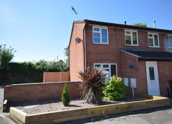 Thumbnail 3 bed end terrace house for sale in Weston Park Gardens, Shelton Lock, Derby