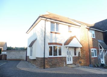 Thumbnail 2 bedroom end terrace house for sale in Nash Drive, Broomfield, Chelmsford