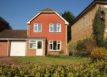 Thumbnail 3 bed detached house for sale in Green Court Road, Crockenhill, Swanley