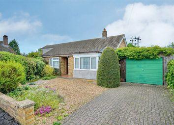 Thumbnail 3 bed detached bungalow for sale in Eaton Socon, St Neots, Cambridgeshire