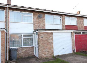 Thumbnail 3 bed terraced house to rent in Bourton Close, Tilehurst, Reading