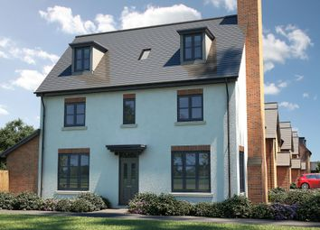 "Thumbnail 4 bedroom detached house for sale in ""The Orford"" at Prestbury Road, Prestbury, Cheltenham"