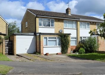 Thumbnail 4 bedroom semi-detached house for sale in Hatford Road, Reading