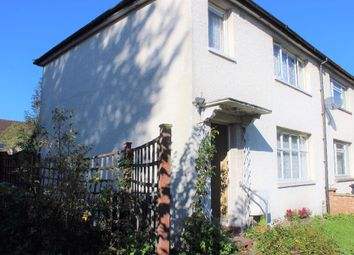 Thumbnail 3 bed end terrace house for sale in Rose Gardens, Ealing