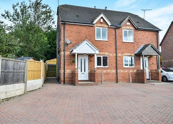 Thumbnail 3 bed semi-detached house to rent in Birchen Holme, South Normanton, Alfreton