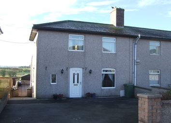 Thumbnail 3 bed end terrace house for sale in The Rand, Eastriggs