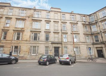 Thumbnail 3 bed flat for sale in Willowbank Crescent, Woodlands, Glasgow