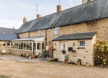 Thumbnail 2 bed property for sale in Church Lane, Morcott, Oakham