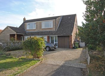 Thumbnail 3 bed semi-detached house for sale in Old London Road, Benson, Wallingford
