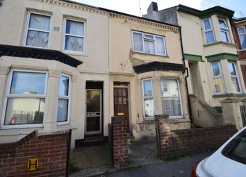 Thumbnail 1 bed terraced house to rent in Richmond Road, Gillingham