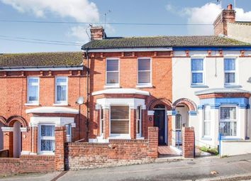 Thumbnail 3 bed terraced house for sale in Astley Avenue, Dover, Kent, .