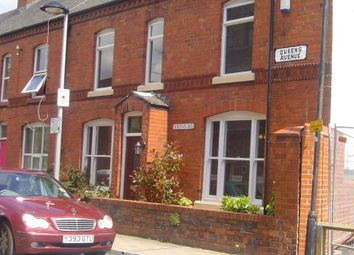 Thumbnail 4 bed shared accommodation to rent in Queens Avenue, Chester