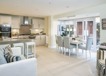 """Thumbnail 4 bed detached house for sale in """"Cornell"""" at Winchester Road, Whitchurch"""