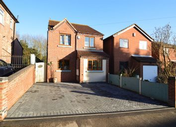 Thumbnail 3 bed detached house for sale in Jessops Lane, Gedling, Nottingham